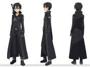 What's with light/web novel characters having trench coats
