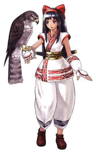 Owl Girl (Samurai Showdown)