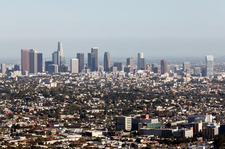 Los Angeles Skyline Photo